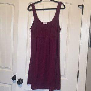 Ann Taylor Loft Empire Dress